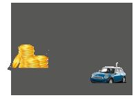 1 - Остаток кредита МЕНЬШЕ стоимости авто