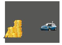 2 - Остаток кредита БОЛЬШЕ стоимости авто
