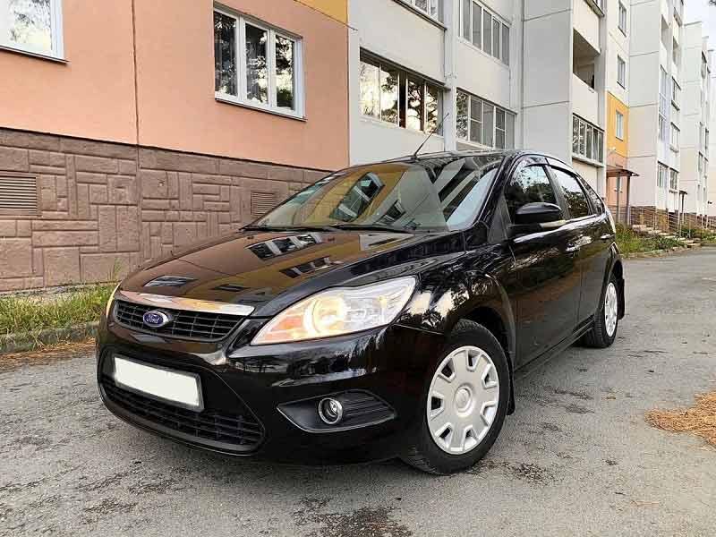 Выкуп Ford Focus в СПб