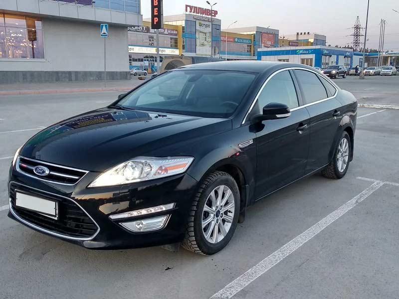 Выкуп Ford Mondeo в СПб