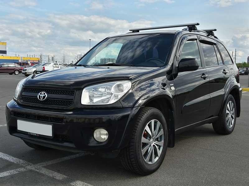 Выкуп Toyota Rav4