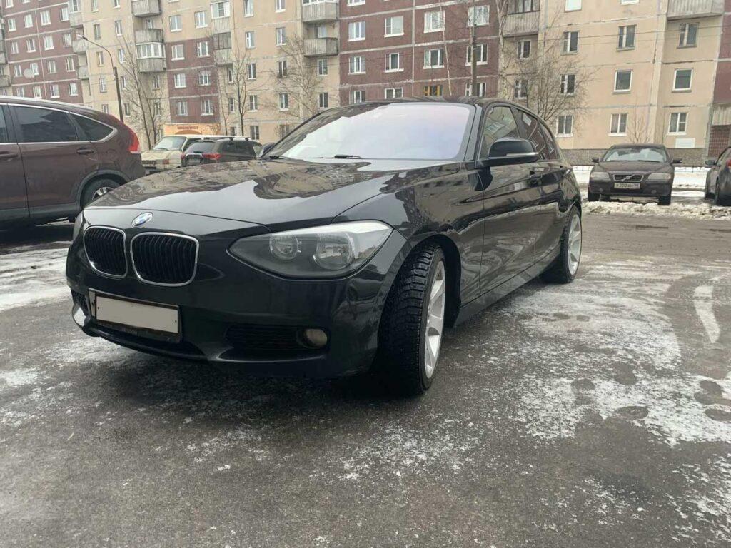 Выкуп авто BMW 1 серии