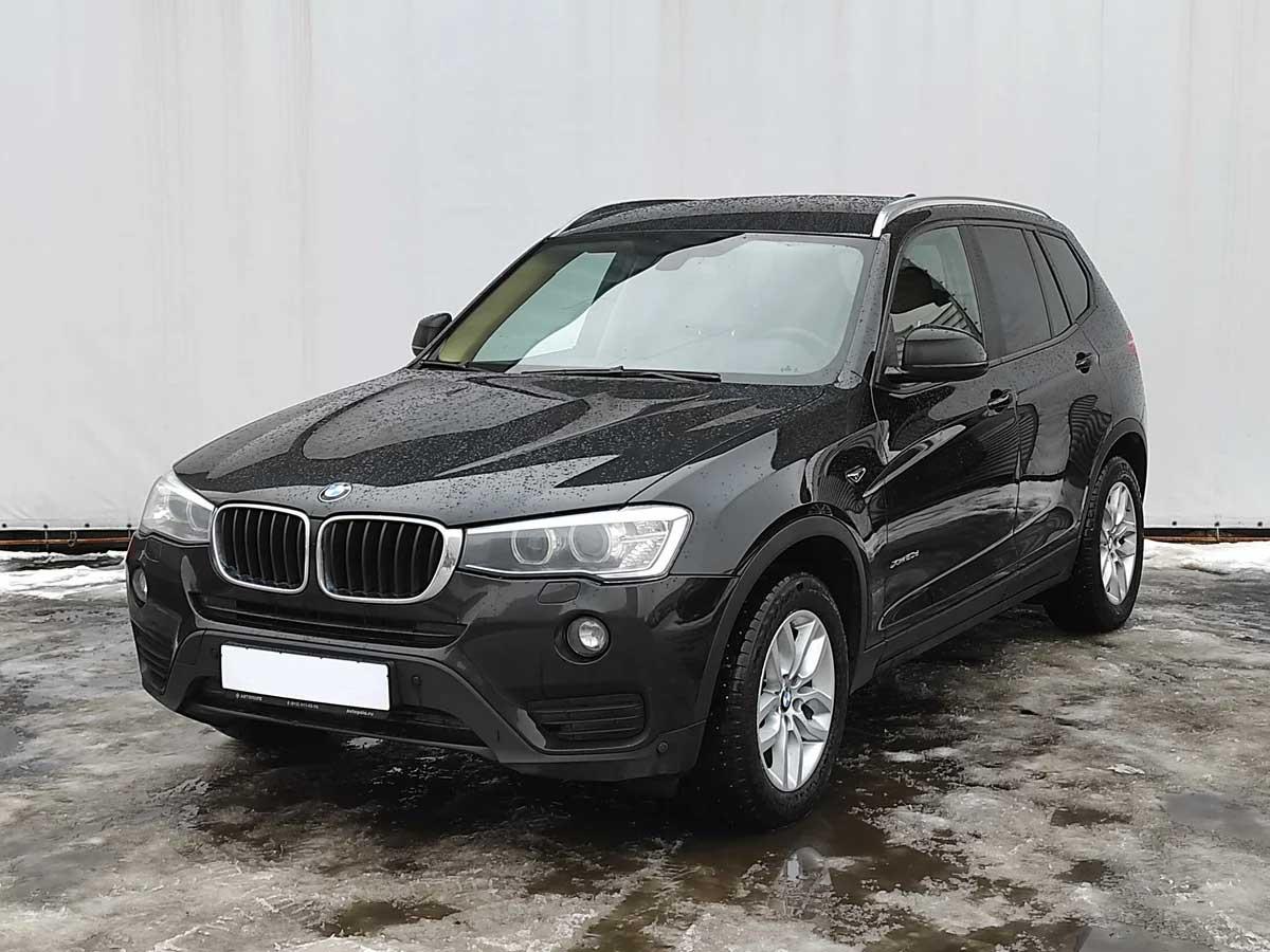 Выкуп авто BMW X3