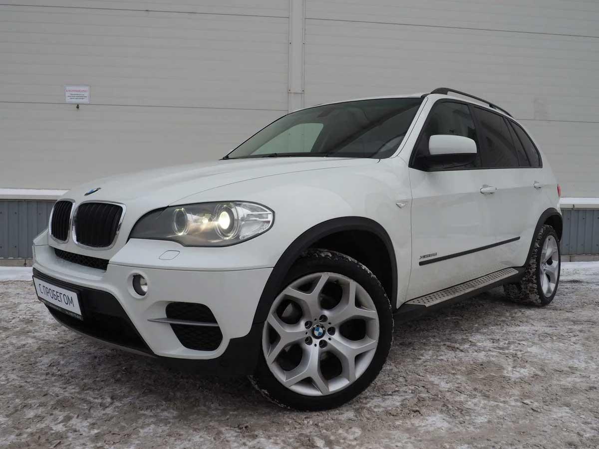 Выкуп авто BMW X5